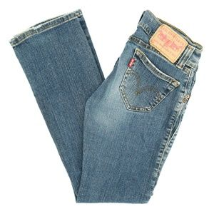 Levi's 504 Jeans Slouch Slim Straight Low 3M 28X30